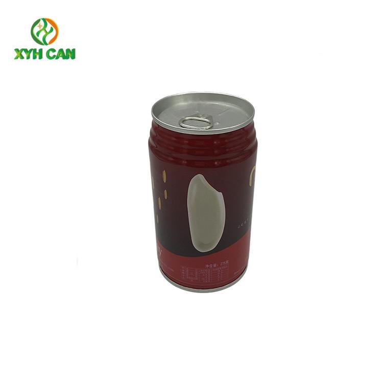 Kaleng Minuman Silinder Kaleng Minuman Kapasitas 275 Gram ...